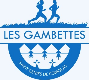 Logo Gambettes bleu